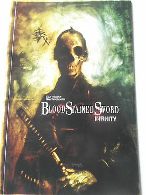 BLOOD STAINED SWORD ( Infinity Verlag ) Neuware