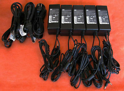 Lot 10 Genuine hp AC Power Adapters DV9000 19V.4.74A