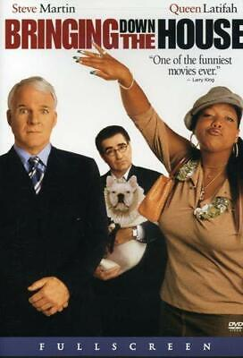 Bringing Down the House (2003, DVD) Full Screen