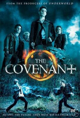 The Covenant (2007, DVD)