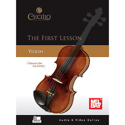 First Lessons Violin by Craig Duncan Book/CD/DVD Set