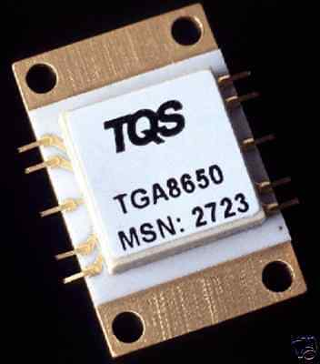 TriQuint TGA8650-EPU 10Gbs Optical Modulator Driver