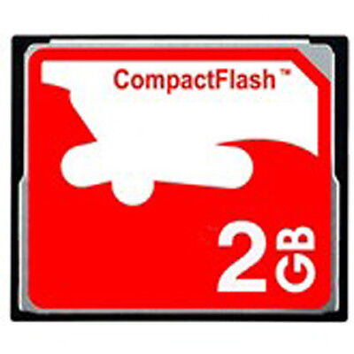 2 GB CF Memory Card for CANON Powershot A75 A80 A85 A95