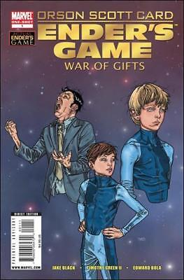 Ender's Game: War Of Gifts Special Comic Book - Marvel