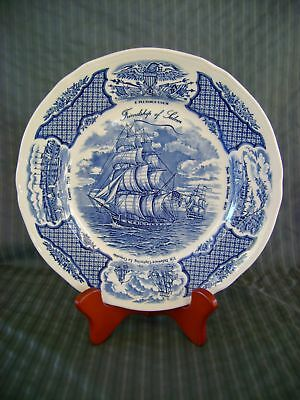 1 Dinner Plate Alfred Meakin Fair Winds Staffordshire