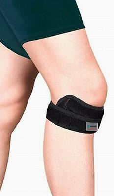 Magnetic Knee Patella Support Strap Brace - Neoprene - Pain Relief Sports Injury