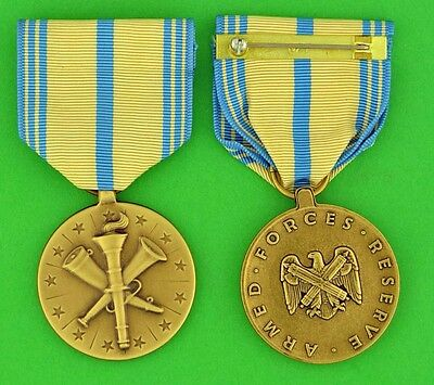 Armed Forces Reserve Medal Army National Guard Full -size made in USA USM097 ANG