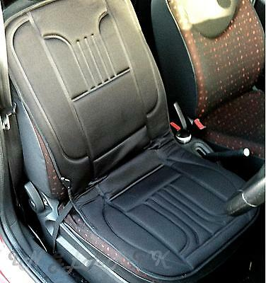 12v heated car van seat cushion thermo heat pad truck thermal heat ice snow cold