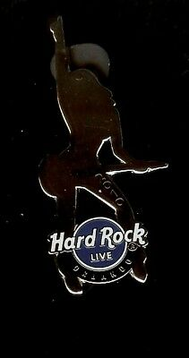Hard Rock Cafe ORLANDO LIVE SIL HOUETTE ROCKER Pin. ##