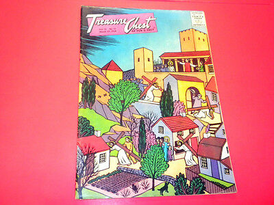 TREASURE CHEST Volume 13 #15 (1958) vintage comic book