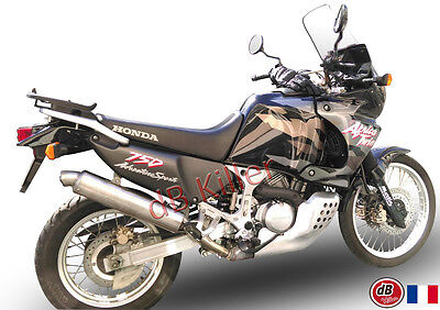 Silencieux Arrow Paris-Dakar Honda Africa Twin 750 1996/04 Rd07A - 72639Pd