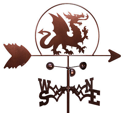 SWEN Products DRAGON Steel Weathervane
