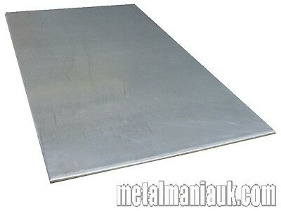Mild steel CR4 sheet 250mm x 250mm approx x 2.5mm