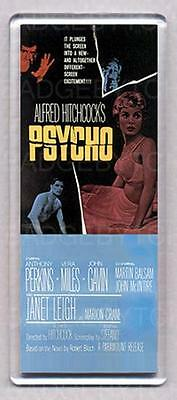 PSYCHO movie poster LARGE FRIDGE MAGNET