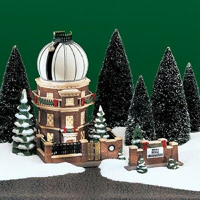 """Dept.56 Dickens' Village """"THE OLD ROYAL OBSERVATORY"""" ~ MIB ~ RETIRED!!!!"""