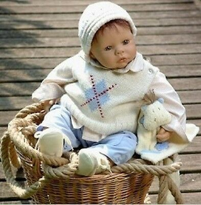 ZAPF Collectible Baby Paul -RETIRED- NEW IN BOX *SALE OVER 70%OFF*