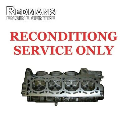vauxhall vectra1.8 16v Z18XE/X18XE1 cylinder head recon service
