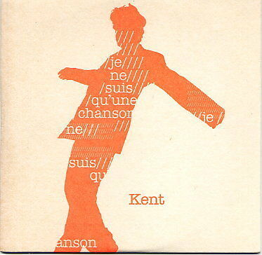 KENT (Starshooter) - rare CD Single - France - Promo