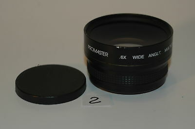Promaster .6X Wide Angle Multicoated -Adapter