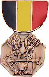 USN Navy USMC Marine Corps Medal Military Hat Lapel Pin