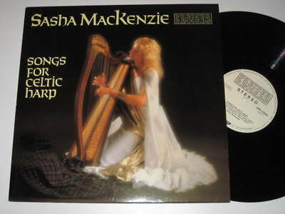 Lp/sasha Mackenzie/songs For Celtic Harp/135055 Nm