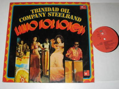 Lp/trinidad Oil Company Steelband/limbo For Lovers/basf