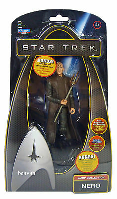 Star Trek Figur: NERO Warp Collection Neuware Enterprise