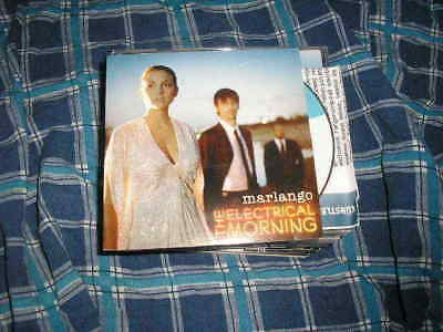 CD Ethno Marlango Electrical Morning EMARCY promo