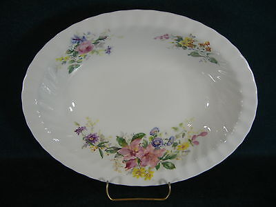 "Royal Doulton Arcadia Oval 10 3/4"" Serving Bowl(s)"