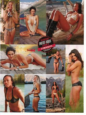 2011 Swimsuit Models In Bikinis Hot Photo Page Ad Nice