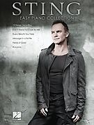 Sting Easy Piano Collection Sheet Music Song Book
