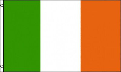 3'x5' IRELAND NYLON FLAG OUTDOOR BANNER IRISH EMERALD ISLE REPUBLIC OF HUGE 3X5