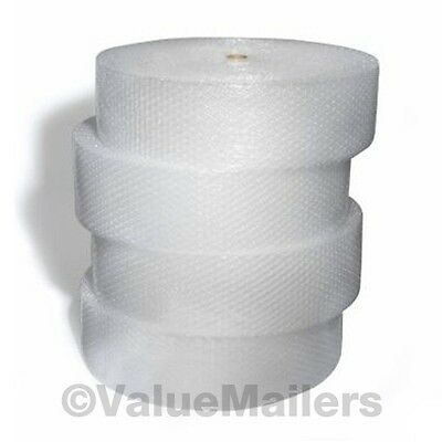 Large Bubble Roll 1/2 x 130 ft x 12 Inch Bubble Large Bubbles Perforated Wrap
