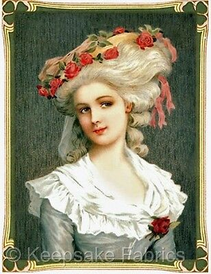 Victorian Symbolist Hope Quilt Block Multi Sizes FrEE ShiPPinG WoRld WiDE