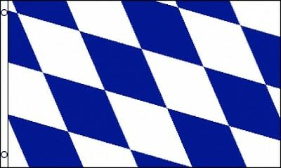 3'x5' BAVARIA GERMANY STATE FLAG OUTDOOR BANNER NEW 3X5