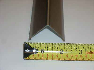 "Corner Guards 1-1/2 x 48"" (12-pack) Stainless Steel"