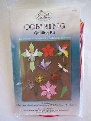 Combing Quilling Kit Quilled Creations #Q261