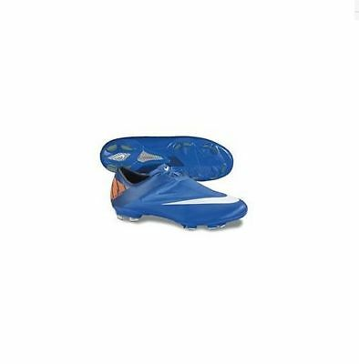 Nike Mercurial Glider FG Soccer SHOES KIDS - YOUTH BLUE
