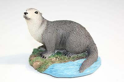 NEW Otter Ornament Decorative Animal Figurine Gift Idea