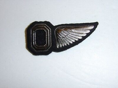 b0431 WW 1 US Army Observer Half Wing  Dallas Style 2nd