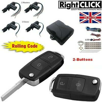 Central Lock / Locking Kit Remote Keyless CLR669B-ULT