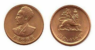 Ethiopia 1936 1 Cent Uncirculated (KM32)