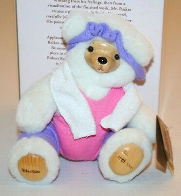 Robert Raikes Bears COA Ltd Ed Boxed * Angie Aerobics