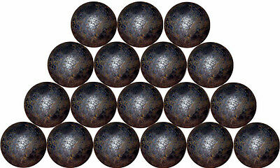 "43 - 1"" dia.forged steel balls (7 lbs)"