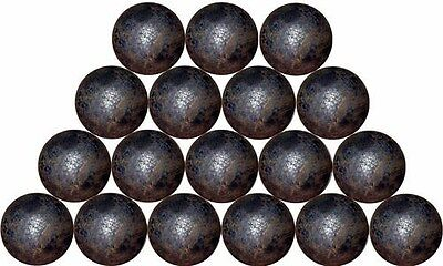 "23 - 1"" dia. forged steel balls  (3-3/4 lbs)"