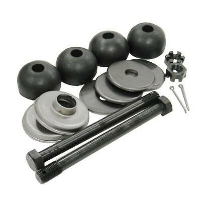 1963-82 Rear Leaf Spring Mounting Kit (Rubber) OE Bolts