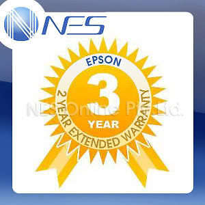 Epson 2-Year Extended Warranty GT-S50 Scanner 3YWGTS50