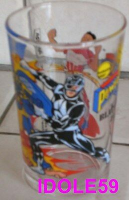Verre à moutarde, Power rangers