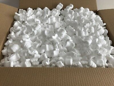 Void Fill    Small Parcel size with the Royal Mail   BOX FULL OF POLYSTYRENE