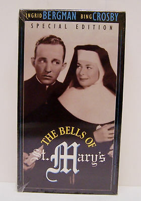 THE BELLS OF ST. MARY,  BING CROSBY,  INGRID BERGMAN,  BRAND NEW AND SEALED